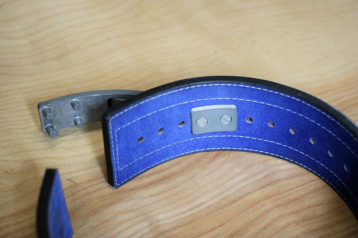 Inzer Forever Lever Belt Inside