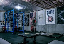 Brandon Campbell Home Gym 5 Garage Gym Lab
