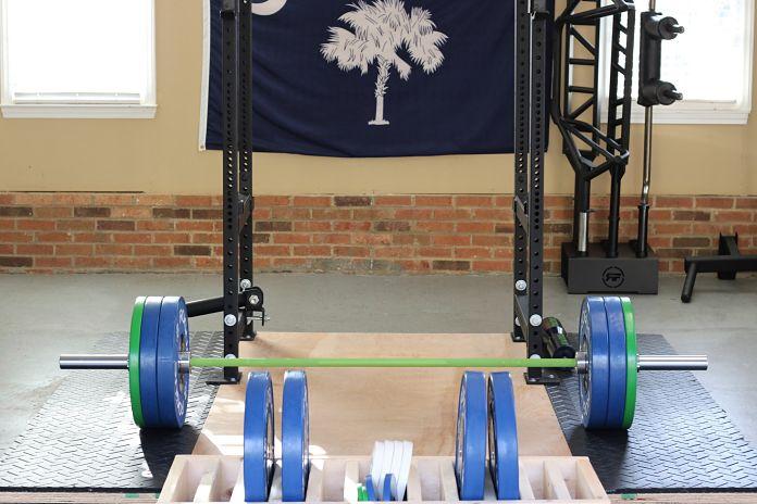 California Bar Performance Garage Gym Lab