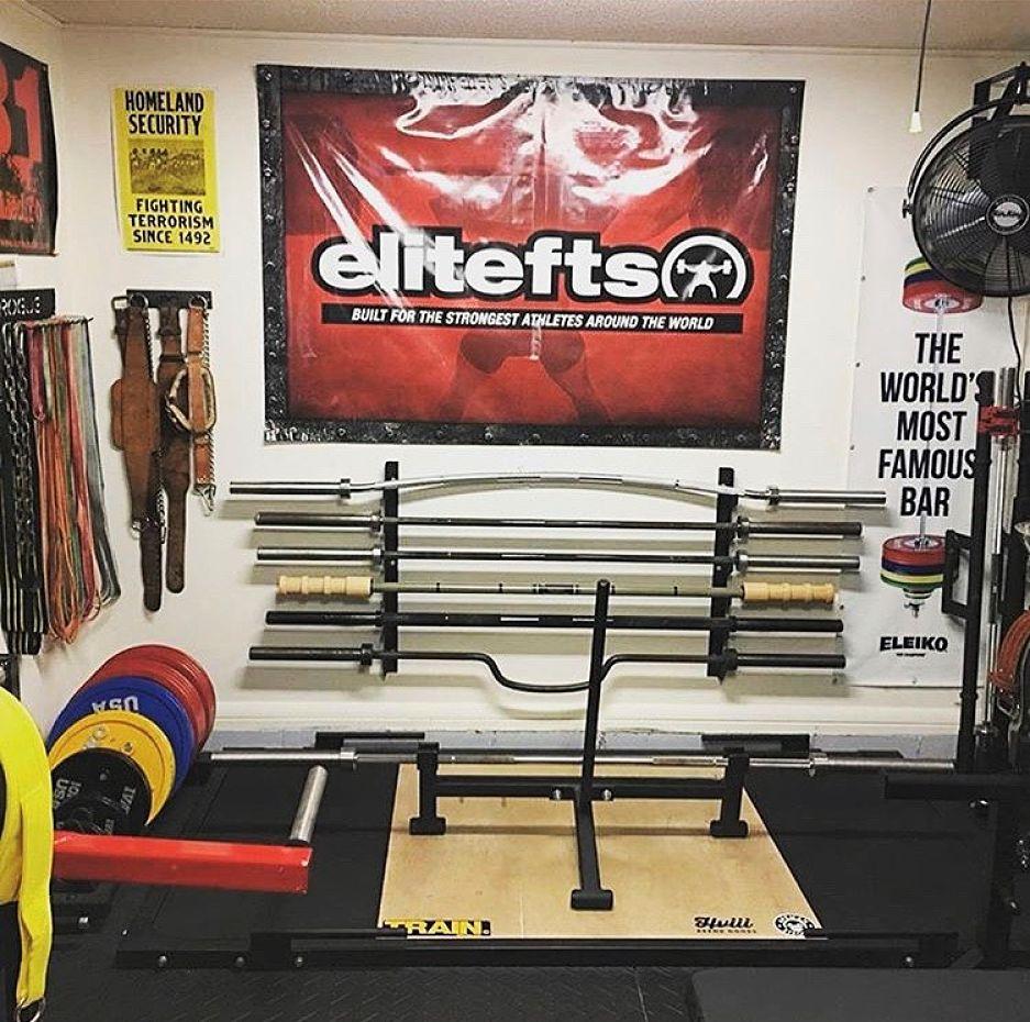 Step into this coast guardsmans amazing garage gym garage gym lab