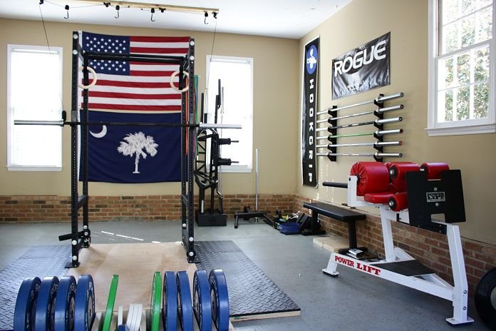 Start here garage gym lab