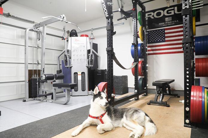 Liam Connolly Garage Gym Machines