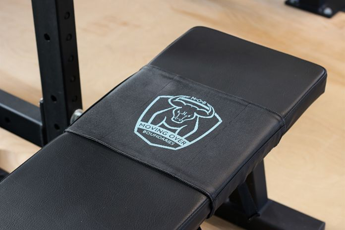 Moving Over Boundaries Limitless Grip Garage Gym