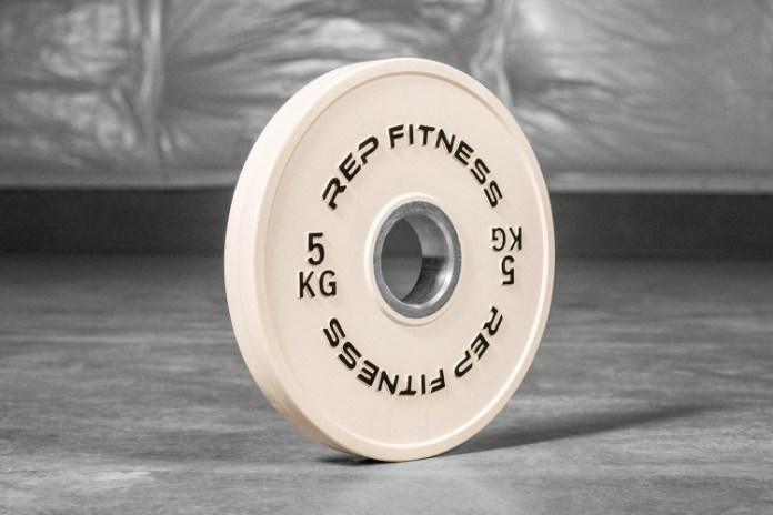 Rep Fitness Change Plate 5kg Garage Gym Lab