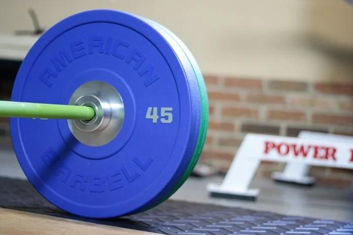 American Barbell Urethane Angle 7 Garage Gym Lab