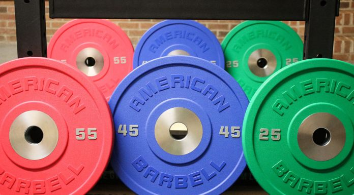 American Barbell Urethane Plates