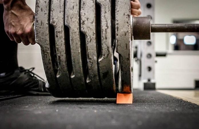 Dead wedge Garage Gym Lab