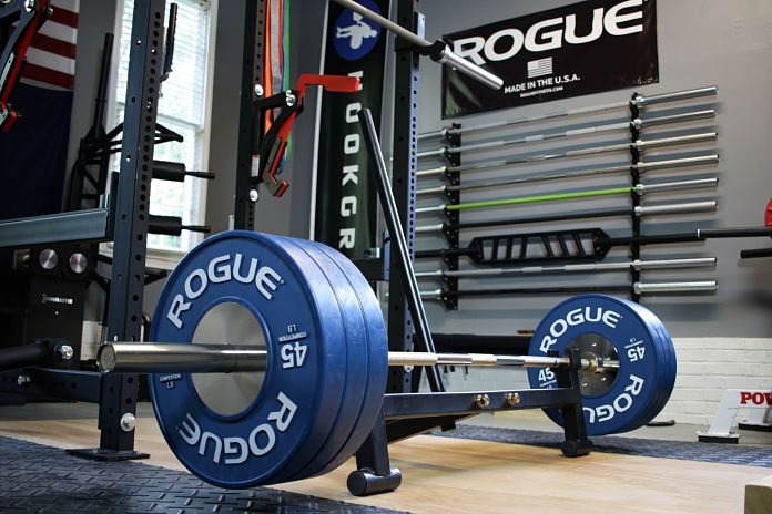 Titan fitness deadlift jack review garage gym lab