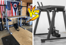 DIY Reverse Hyper Garage Gym Lab