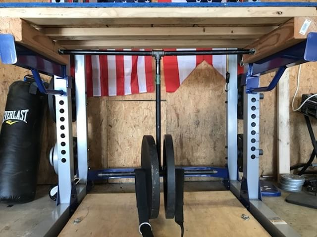 DIY Reverse Hyper 4 - Garage Gym Lab