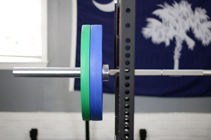 American Barbell Mammoth Bar - Sleeve Garage Gym Lab
