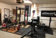 Cort's Garage Gym Garage Gym Lab