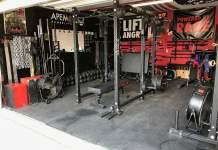 Castro Pain Cave 1 Garage Gym Lab