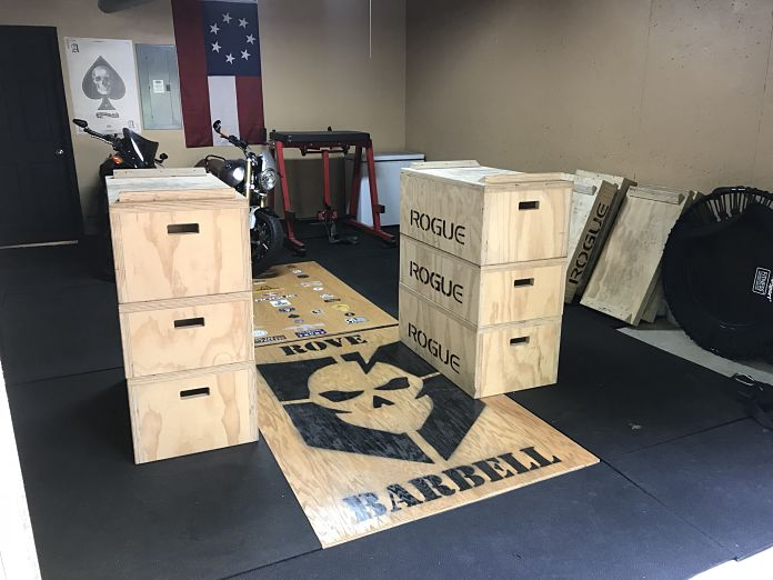 RoveFit 7 - Garage Gym Lab