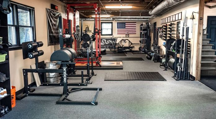 RoveFit - Katie Rodgers - Cover Photo Garage Gym Lab