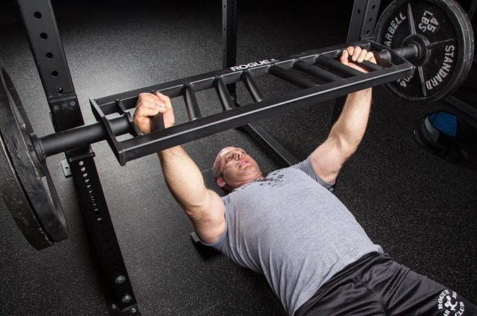 Swiss Bar - Rogue - Garage Gym Lab