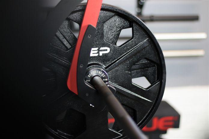 Rep Fitness PowerSpeed Bar Bench Garage Gym Lab