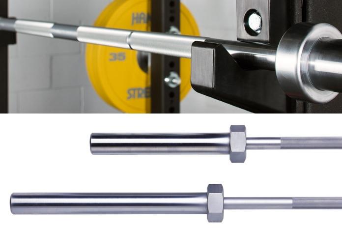 Hammer Strength and Iron Grip Garage Gym Lab