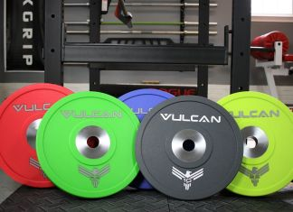 Vulcane Urethane Plates - Cover Garage Gym Lab