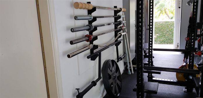 Willie's Stellar Garage Gym 3 Garage Gym Lab