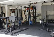 Willie's Stellar Garage Gym 1 Garage Gym Lab