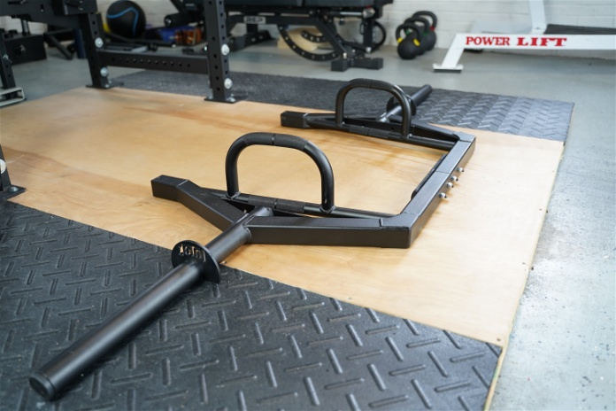 Intek ModF Bar - Flat - Garage Gym Lab
