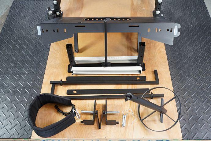 Squatmax Parts and Pieces - Garage Gym Lab