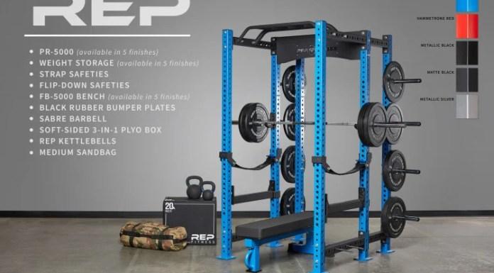 Rep Fitness PR-5000 Cover Image - Garage Gym Lab