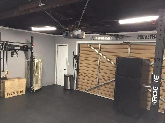 Hector Garage Gym 3 - Garage Gym Lab