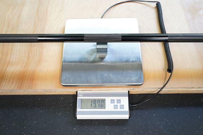 Bells of Steel Utility Bar - Weight - Garage Gym Lab