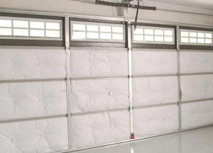 Best insulation for garage door