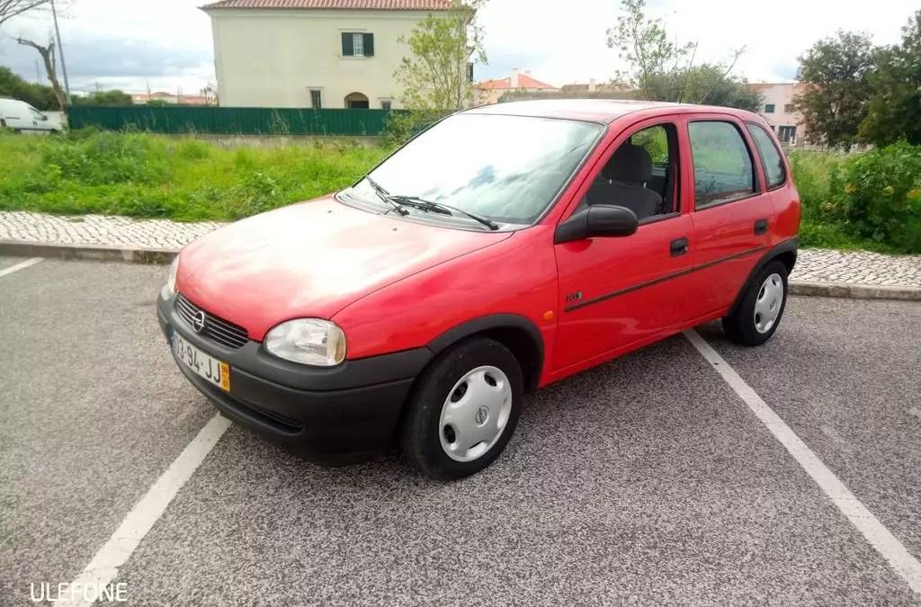 Opel Corsa Usado 1.5 TD de 1998