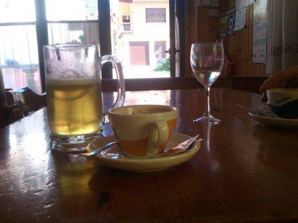 Tag 2: typische italienische Bar