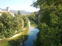 Tag 2: Cividale, Brücke über den Natisone