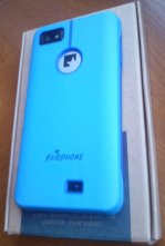 Fairphone im Case