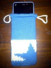 Selbstgemachte Fairphone-Tasche