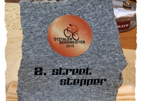 Ötztaler Bergmeister 2015 – The Race