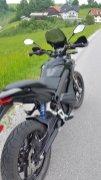 Zero Motorcycles am Salzburgring