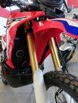 Honda CRF250 Rallye mal wieder