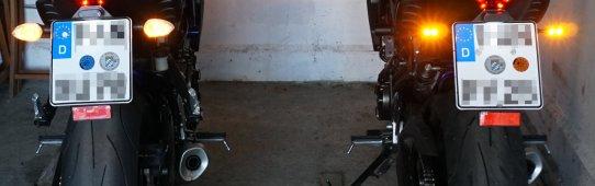 LED Miniblinker für Yamaha MT-07