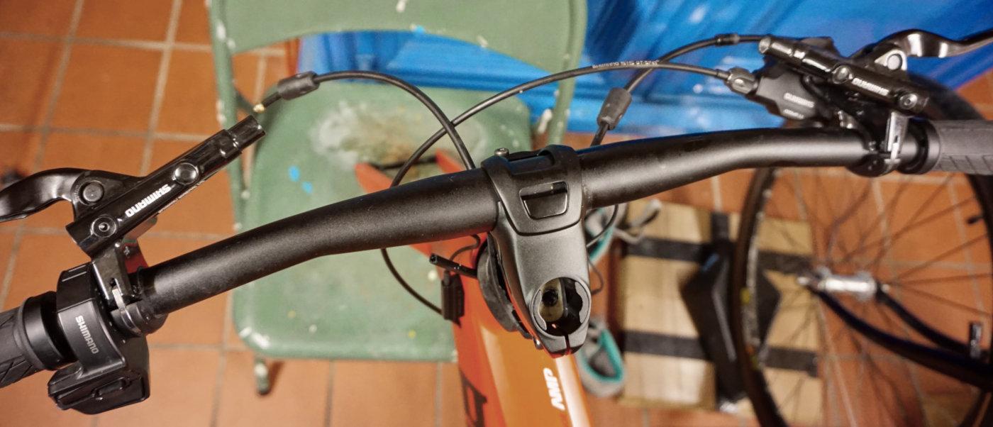 BMC ICS Vorbautausch: Öffnen der Bremsleitungen