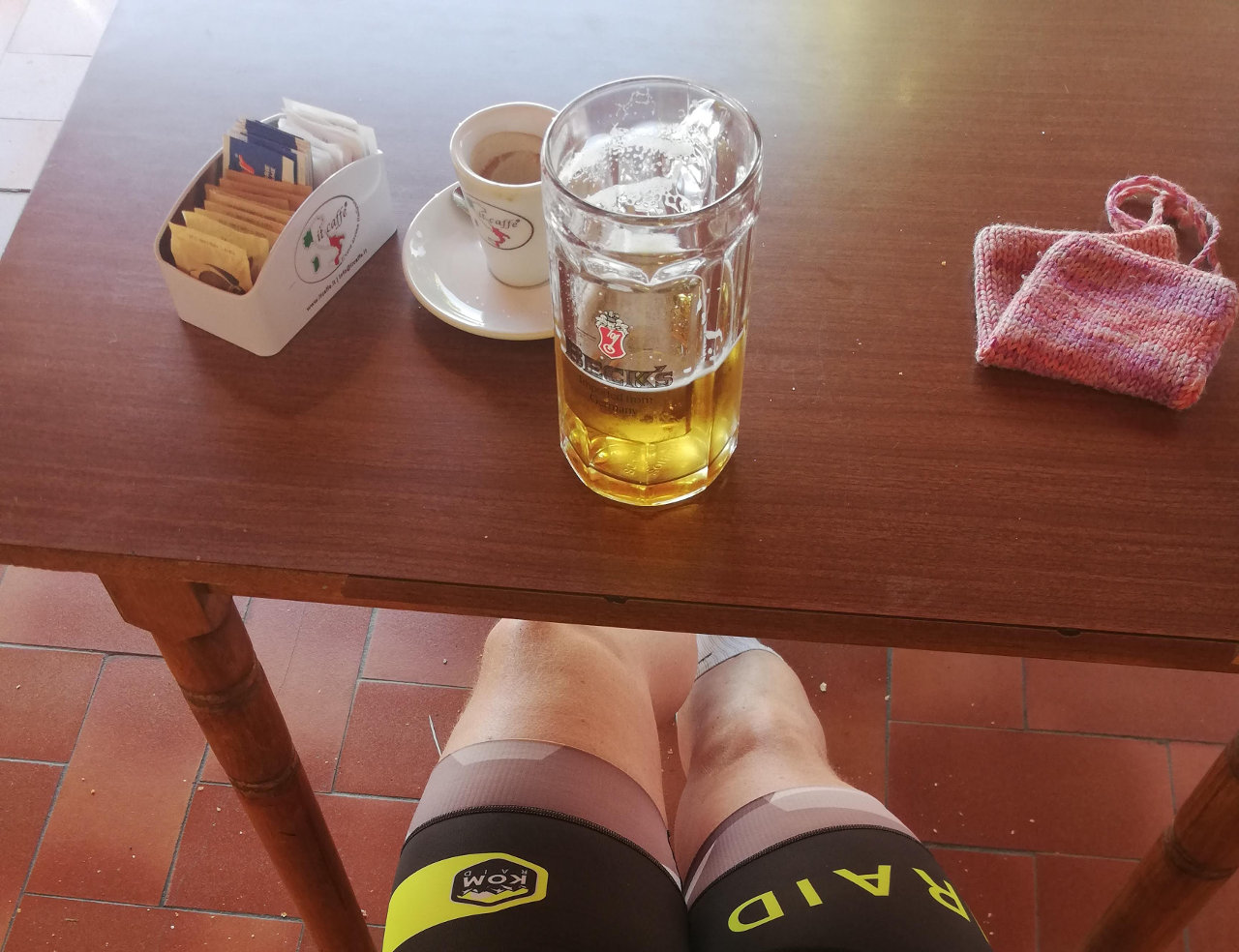 Caorle 2021 - Lieblingsbar in Boccafossa