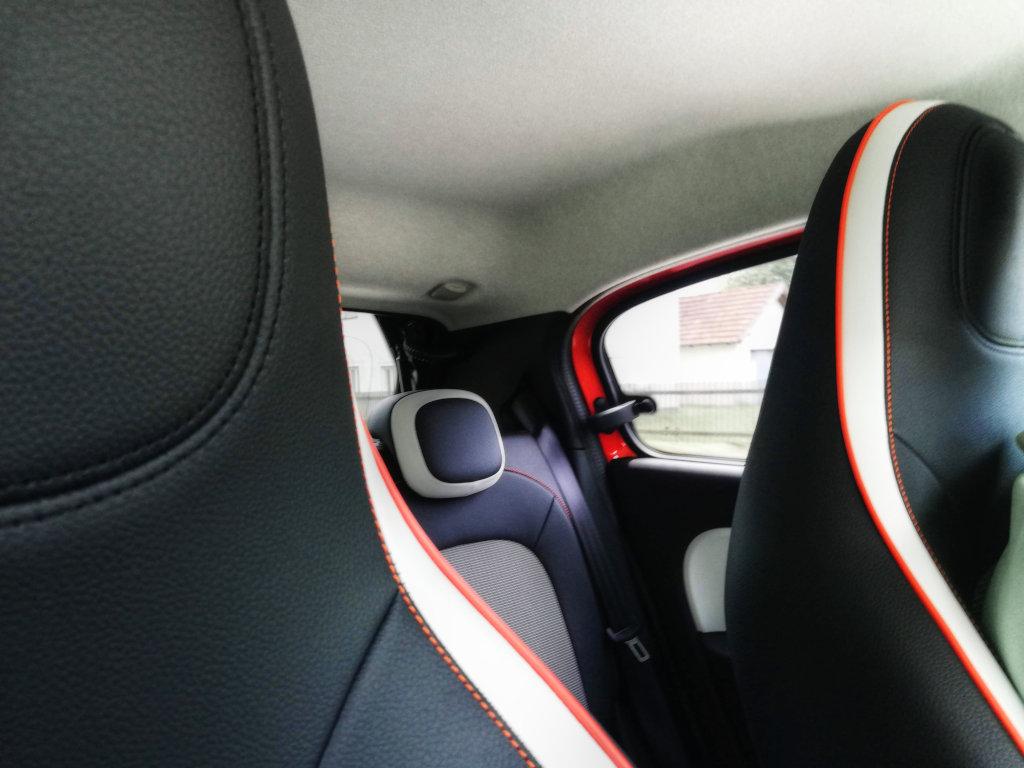 Renault Twingo ZE Modell Vibes
