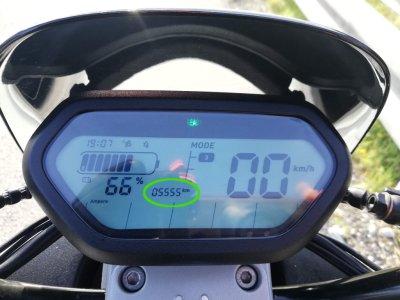 5555km mit dem Niu NQi Sport Elektroroller