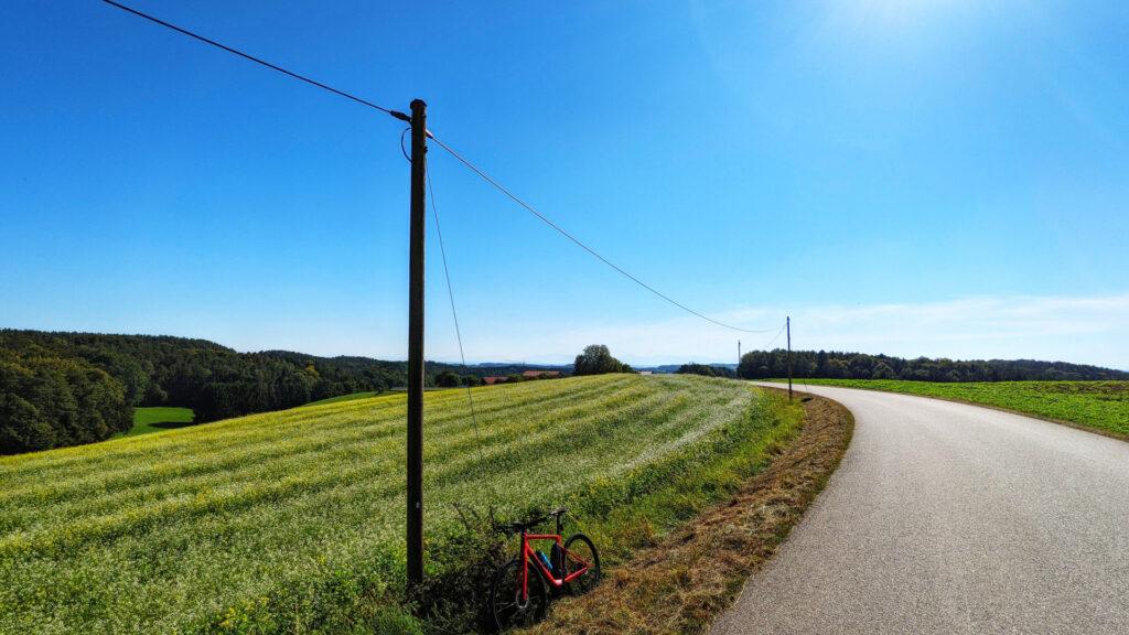 Nähe Schildthurn Richtung Waldbühne
