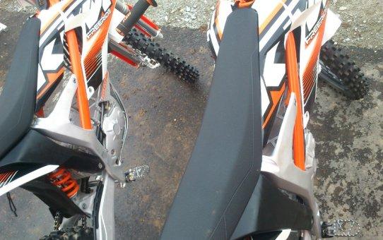 KTM Freeride-E fahren