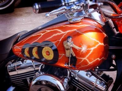 The Elvis bike