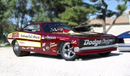Having grown up in Chicago in the 60's, it was an honor to be a part of the restoration of one of the most famous drag cars in the history of the sport.