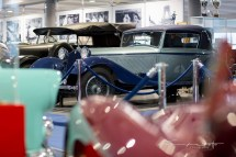 Museo Nicolis, cars collection ph. Comparotto