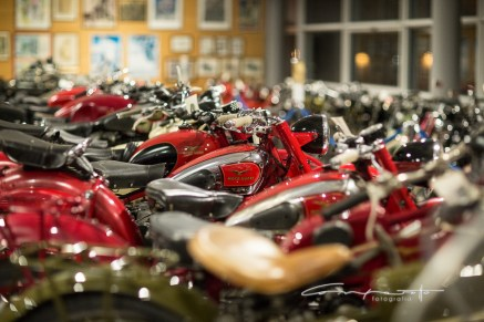 Museo Nicolis, motorcycles collection, ph. Comparotto